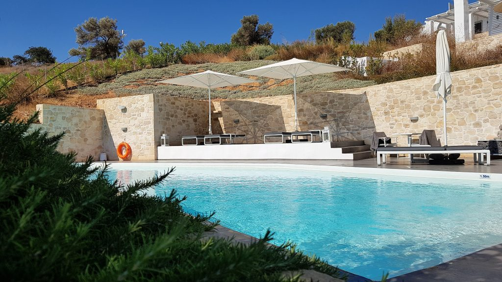 Galini Breeze Heated Pool